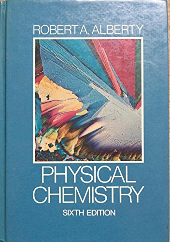 9780471092841: Physical Chemistry