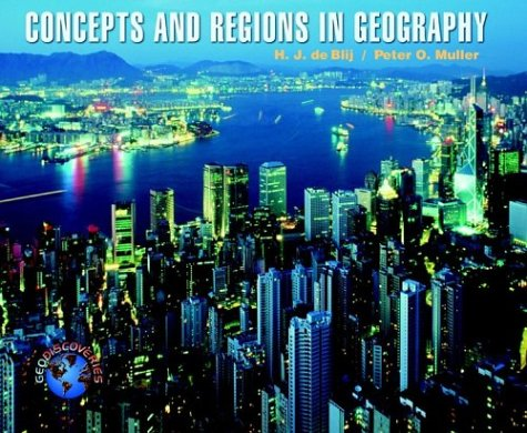 9780471093039: Concepts and Regions in Geography (Geodiscoveries)
