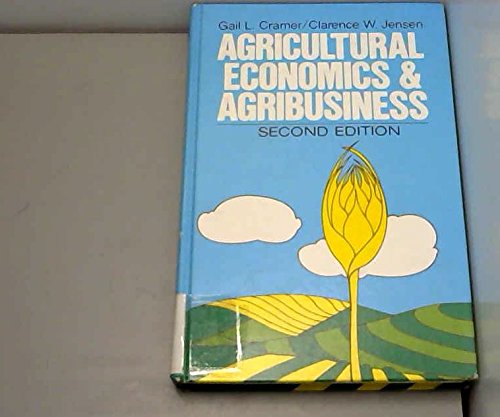 9780471093930: Agricultural Economics and Agribusiness