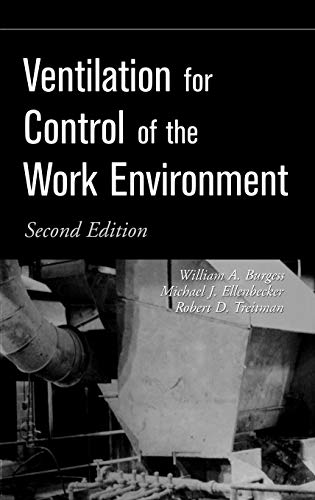 9780471095323: Ventilation for Control of the Work Environment