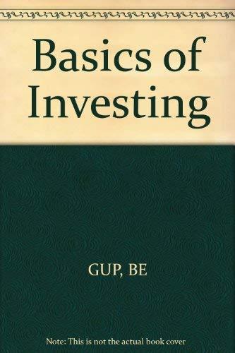 9780471096382: Basics of Investing