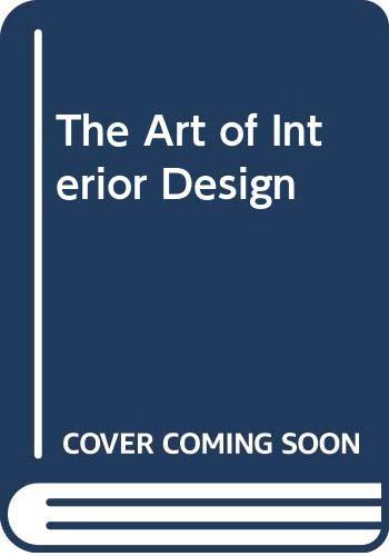 9780471096795: The Art of Interior Design