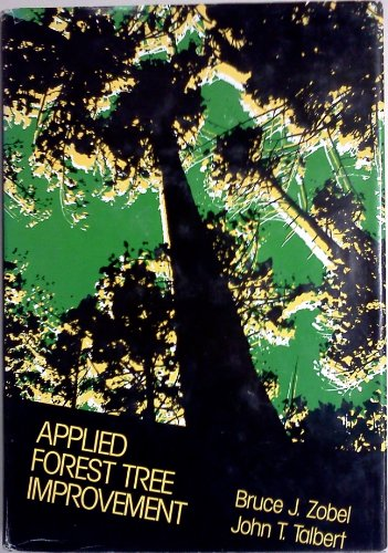 9780471096825: Applied Forest Tree Improvement