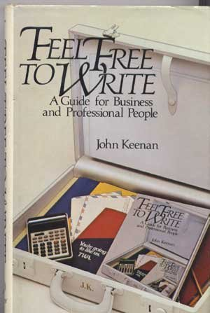 9780471096962: Feel Free to Write: A Guide for Business and Professional People