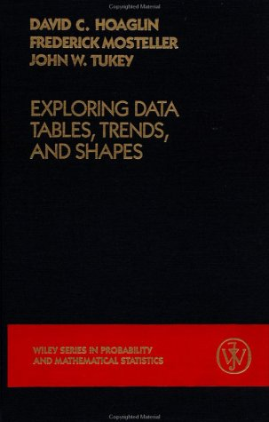 9780471097761: Exploring Data Tables, Trends, and Shapes (Wiley Series in Probability and Statistics)