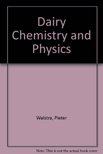 9780471097792: Dairy Chemistry and Physics