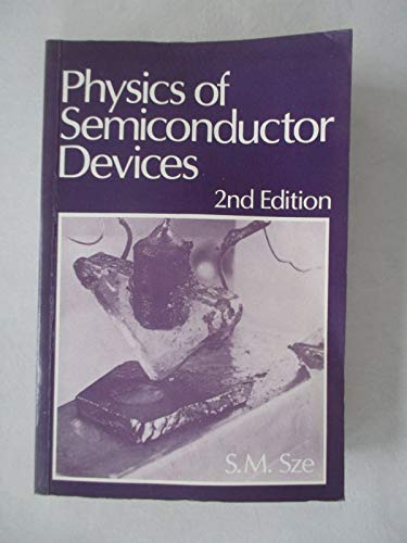 9780471098379: Physics of Semiconductor Devices