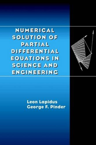 Numerical Solution of Partial Differential Equations in: Lapidus, Leon; Pinder,