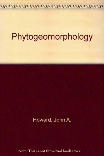 9780471099147: Phytogeomorphology