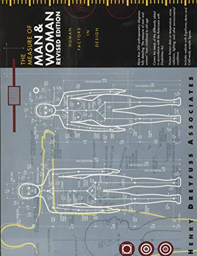 9780471099550: Measure of Man and Woman: Human Factors in Design (Architecture)