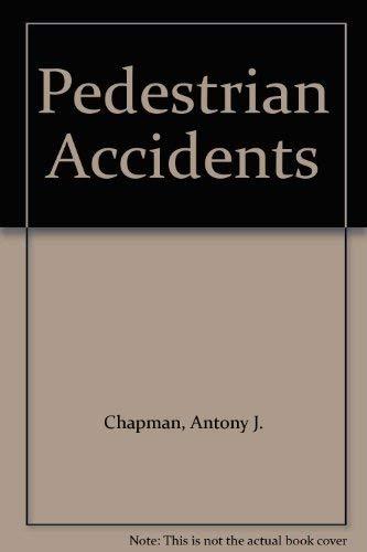 9780471100577: Pedestrian Accidents