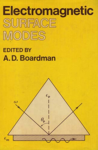 9780471100775: Electromagnetic surface modes