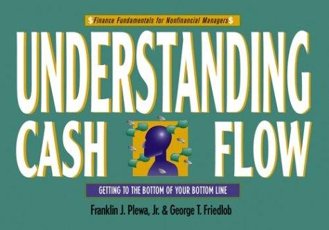 9780471103851: Understanding Cash Flow (Finance Fundamentals for Nonfinancial Managers Series)