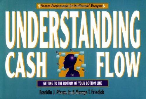 9780471103868: Understanding Cash Flow (Finance Fundamentals for Nonfinancial Managers Series)