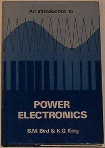 9780471104308: An Introduction to Power Electronics