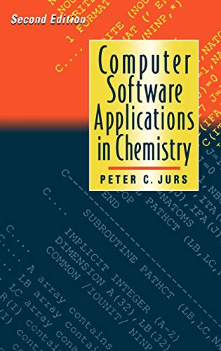 9780471105879: Computer Software Applications in Chemistry