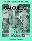9780471105893: Calculus with Analytic Geometry: Student Solution Manual, 5th Edition