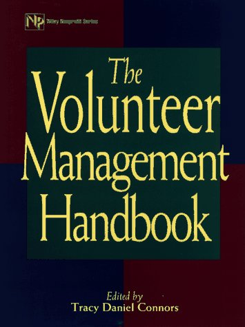 9780471106371: The Volunteer Management Handbook (Wiley Nonprofit Law, Finance and Management Series)