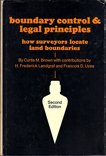 9780471106609: Boundary Control and Legal Principles