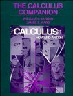 9780471106784: Calculus with Analytic Geometry, Comp Vol 1