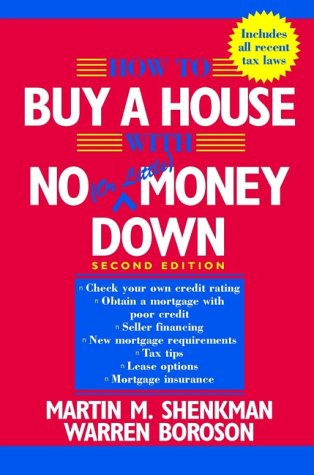 9780471109204: How to Buy a House with No (or Little) Money Down