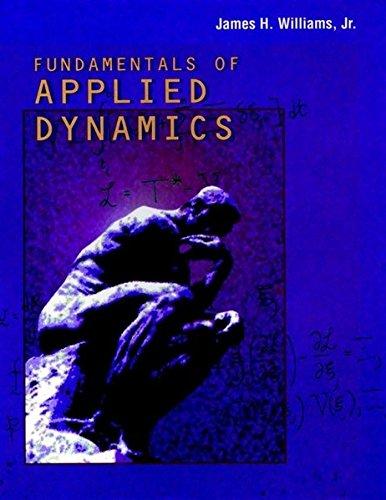 9780471109372: Fundamentals of Applied Dynamics