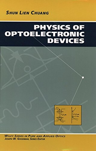 9780471109396: Physics of Optoelectronic Devices (Wiley Series in Pure and Applied Optics)