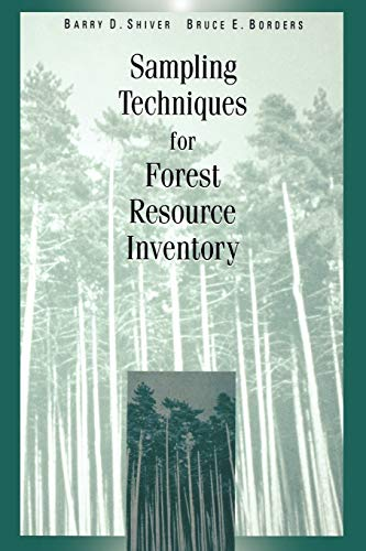 9780471109402: Forest Resource Inventory