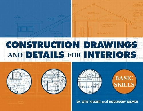 9780471109532: Construction Drawings and Details for Interiors: Basic Skills