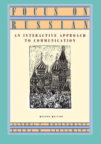 9780471109983: Focus on Russian An Interactive Approach to Communication