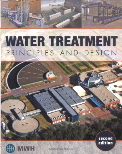 9780471110187: Water Treatment: Principles and Design