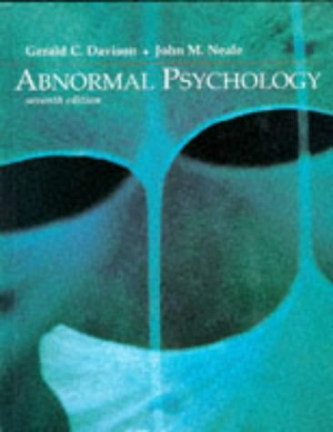 9780471111221: Abnormal Pyschology, 7th Edition