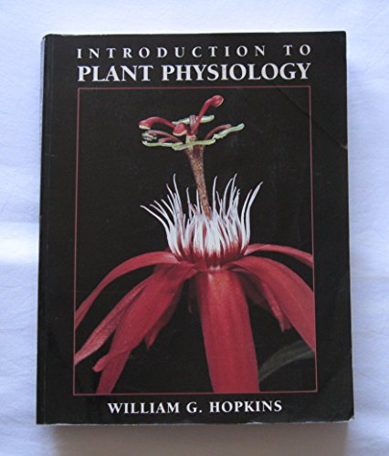 introduction to plant physiology hopkins free download