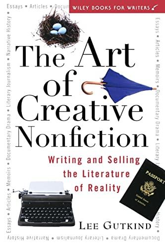 Art of Creative Nonfiction: Gutkind