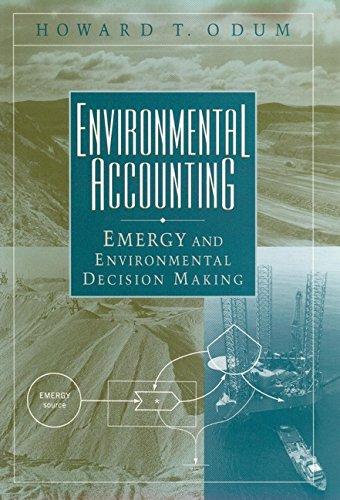 9780471114420: Environmental Accounting: Emergy and Environmental Decision Making