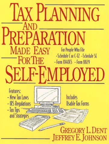 9780471114932: Tax Planning and Preparation Made Easy for the Self-Employed