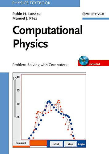 9780471115908: Computational Physics: Problem Solving with Computers