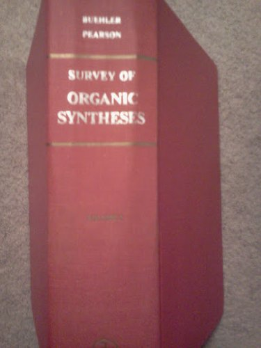 9780471116714: Survey of Organic Syntheses: v. 2