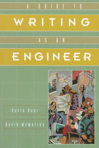 9780471117155: A Guide to Writing as an Engineer