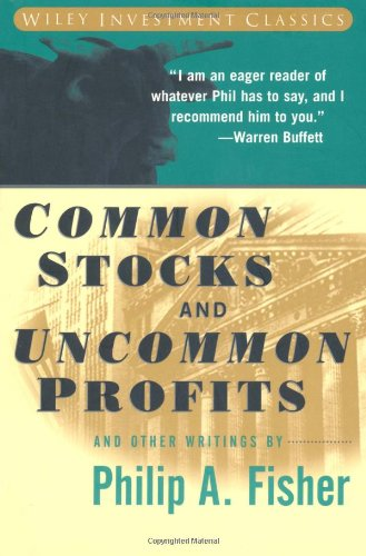 9780471119272: Common Stocks and Uncommon Profits and Other Writings (Wiley Investment Classics)
