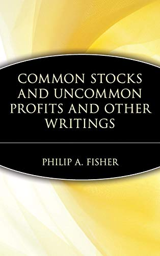 9780471119289: Common Stocks and Uncommon Profits and Other Writings