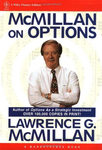 9780471119609: McMillan on Options
