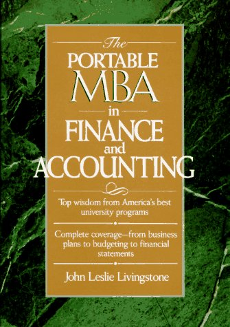 9780471119838: The Portable MBA in Finance and Accounting (Portable Mba in Finance and Accounting, 2nd)