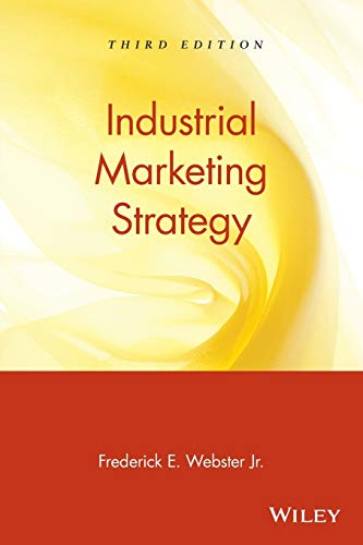 9780471119890: Industrial Marketing Strategy