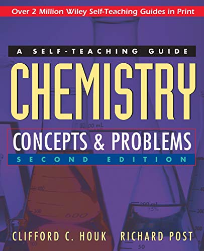 9780471121206: Chemistry: Concepts and Problems: A Self-Teaching Guide (Wiley Self-Teaching Guides)