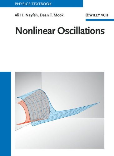 9780471121428: Nonlinear Oscillations (Wiley Classics Library)