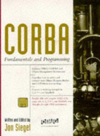9780471121480: CORBA Fundamentals and Programming