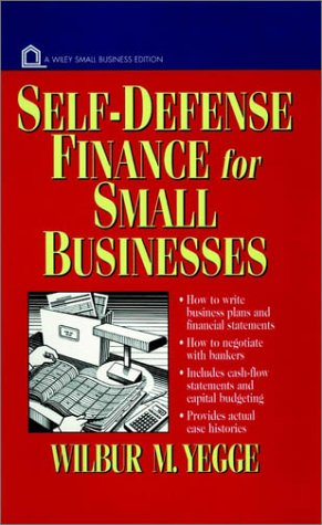 9780471122944: Self-Defense Finance: For Small Businesses (Wiley Small Business Edition)
