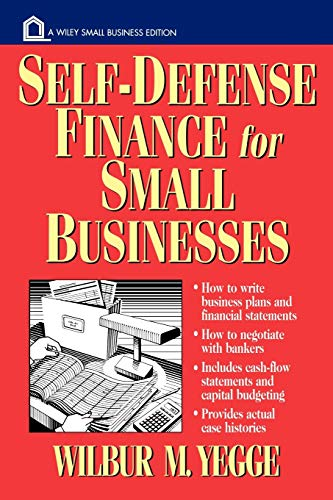 9780471122951: Self-Defense Finance: For Small Businesses (Wiley Small Business Edition)