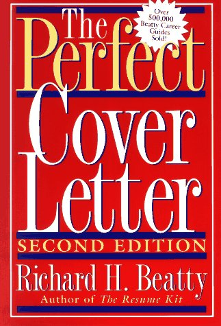 9780471124009: The Perfect Cover Letter